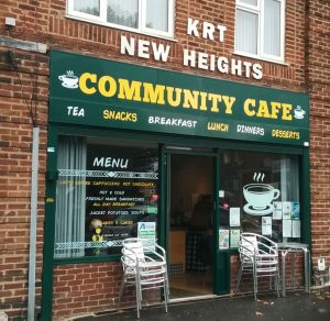 New Heights cafe