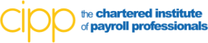 the chartered institute of payroll professionals logo