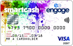 SmartCash engage card