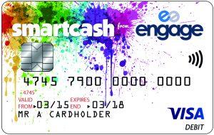 SmartCash engage card
