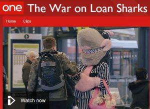 War on Loan Sharks