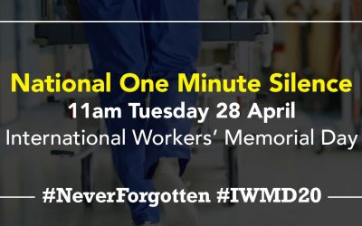 11am today 1 minute silence