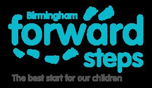 Birmingham Forward Steps logo